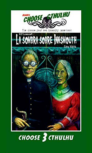 La Sombra Sobre Innsmouth - The Shadow Over Innsmouth Vintage